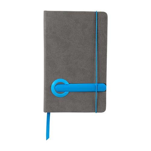 HL 2080 A libreta suazi color azul 1
