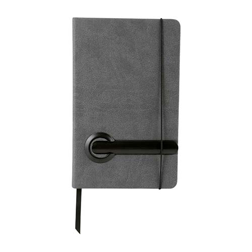 HL 2080 N libreta suazi color negro 1