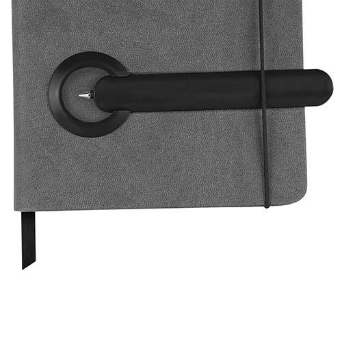 HL 2080 N libreta suazi color negro 2