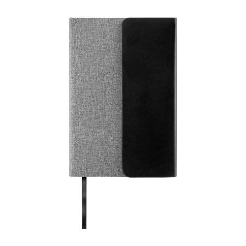 HL 2090 N libreta tabuk color negro 5