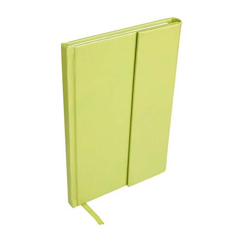 HL 2100 V libreta bok color verde
