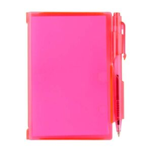 HL 2720 P block de notas con boligrafo rosa