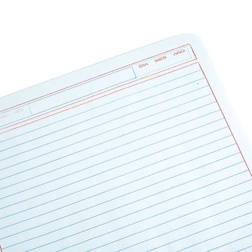 HL 2900 O cuaderno profesional color naranja 2