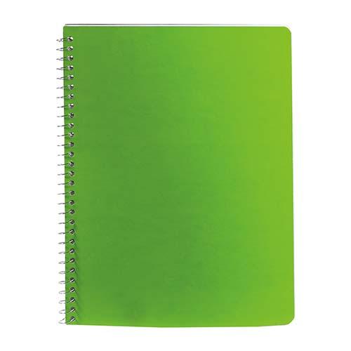 HL 2900 V cuaderno profesional color verde 1