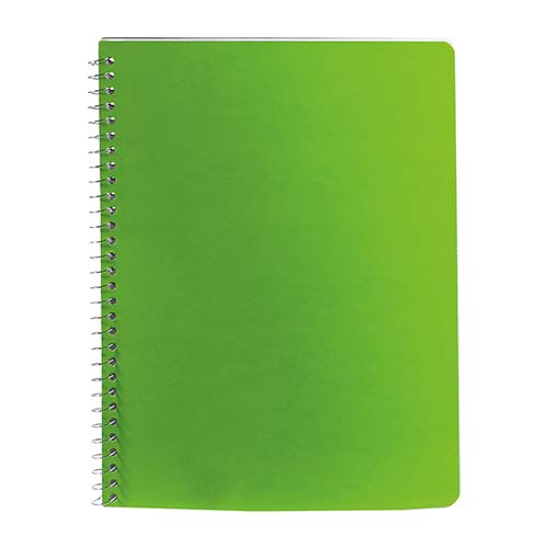 HL 2900 V cuaderno profesional color verde 4