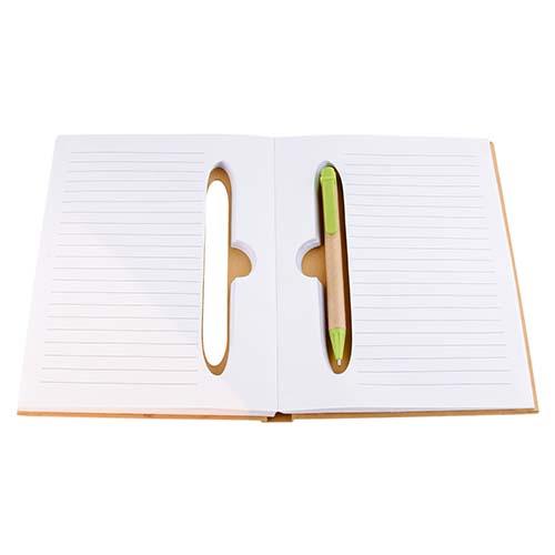 HL 4000 BE libreta vertigo color beige 3