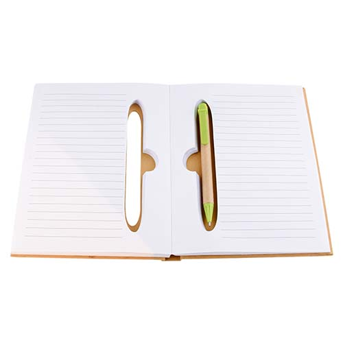 HL 4000 BE libreta vertigo color beige