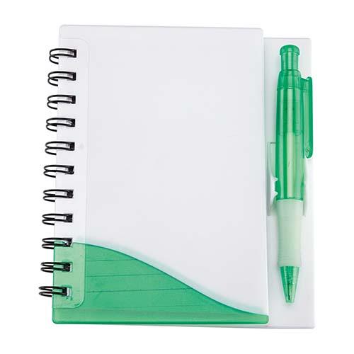 HL 5000 V libreta fresh color verde 1