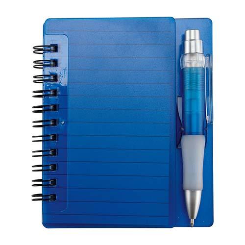 HL 6000 A libreta fun work color azul 3
