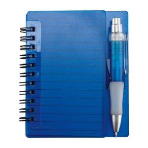 HL 6000 A libreta fun work color azul