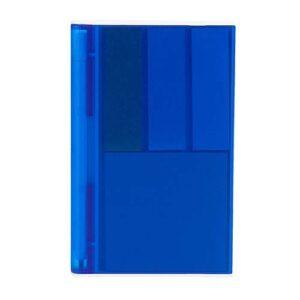 HL 6035 A porta notas ventall color azul
