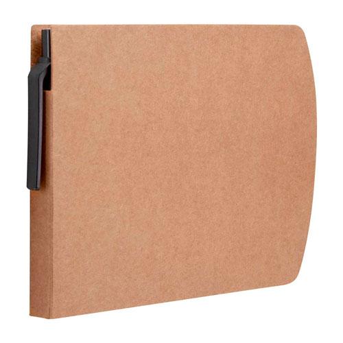 HL 6040 BE porta notas petrucci color beige 2