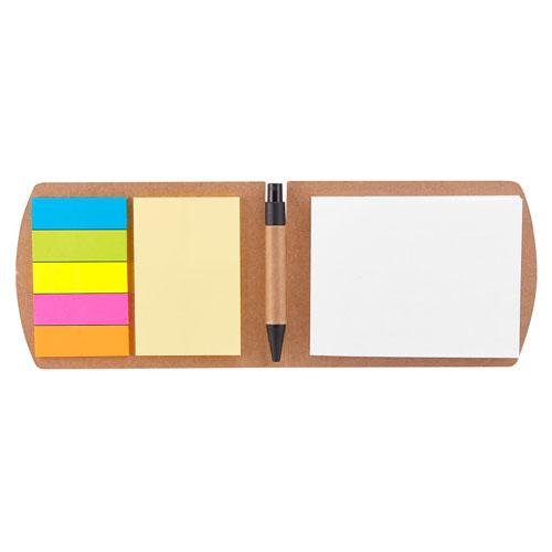 HL 6040 BE porta notas petrucci color beige 4