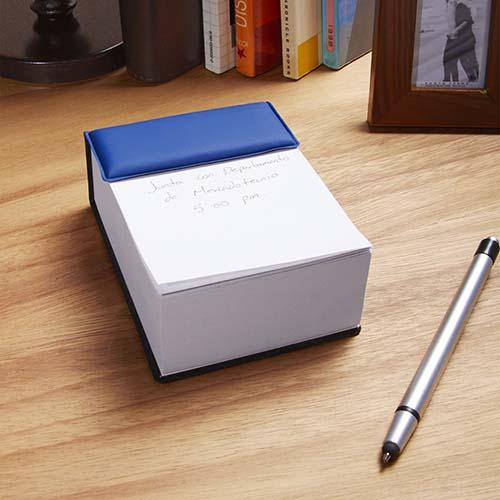HL 6560 A block de notas addar color azul 2
