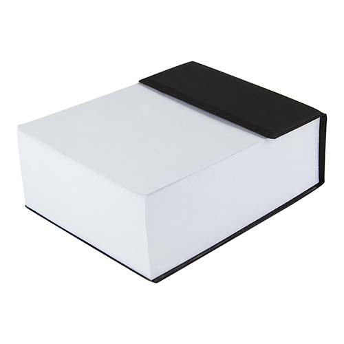 HL 6560 N block de notas addar color negro 3