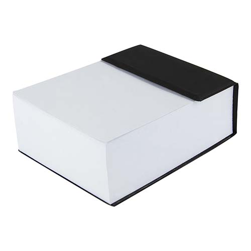 HL 6560 N block de notas addar color negro