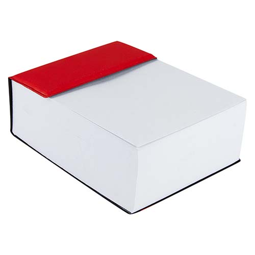 HL 6560 R block de notas addar color rojo 3