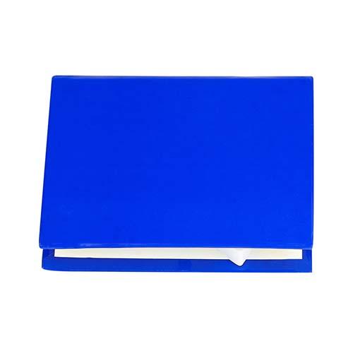 HL 6570 A porta notas andes color azul 1