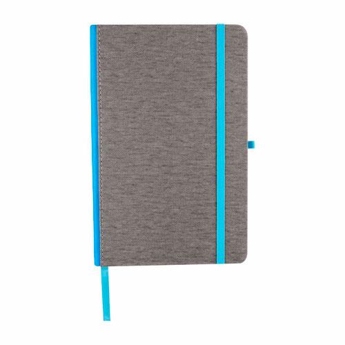 HL 9000 A libreta sombor color azul 4