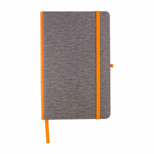 HL 9000 O libreta sombor color naranja 1