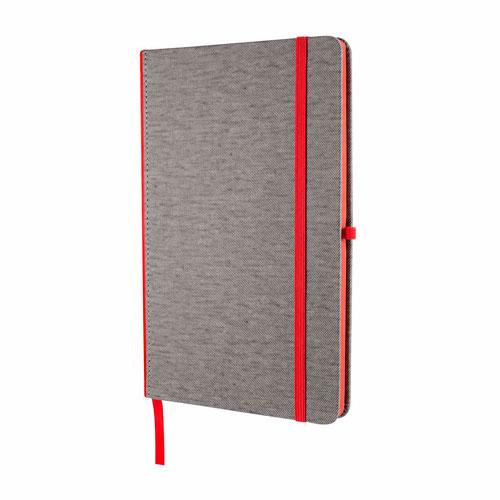 HL 9000 R libreta sombor color rojo 3