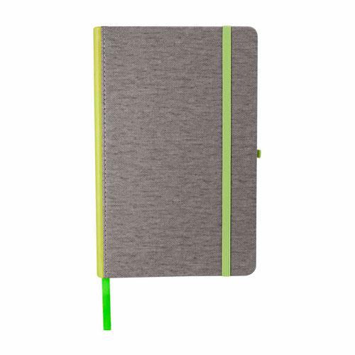 HL 9000 V libreta sombor color verde 1