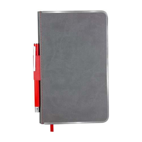 HL 9010 R libreta isar color rojo 3
