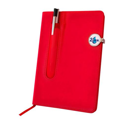 HL 9030 R libreta esva color rojo 2
