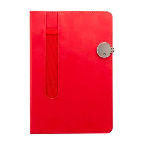 HL 9030 R libreta esva color rojo 4