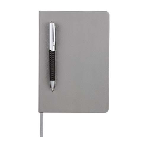 HL 9045 G libreta sayago color gris 2