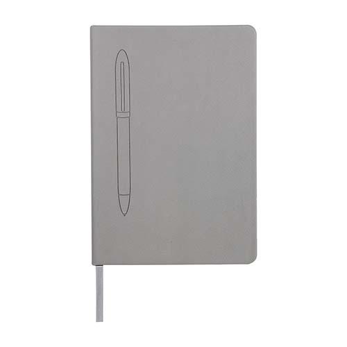 HL 9045 G libreta sayago color gris 5