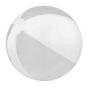 INF 015 B pelota de playa color blanco