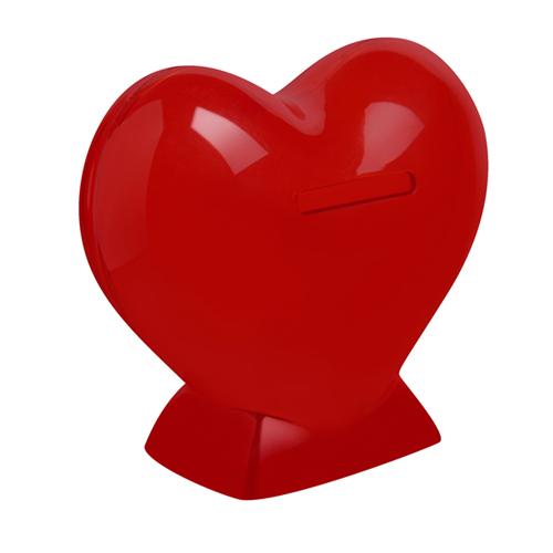 INF 035 alcancia de corazon color rojo 2