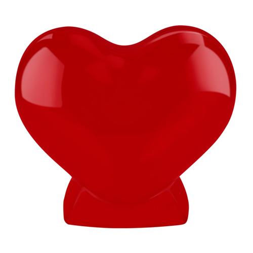 INF 035 alcancia de corazon color rojo 4