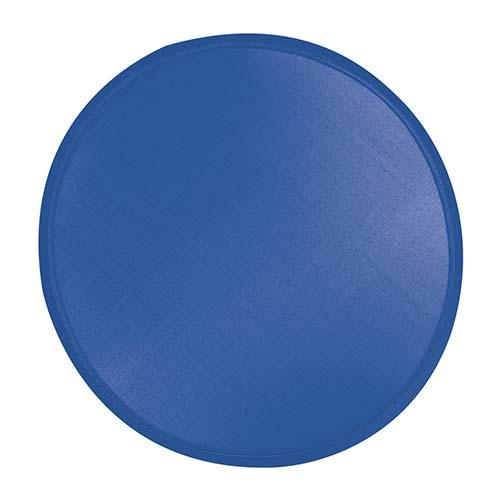 INF 080 A disco volador plegable color azul