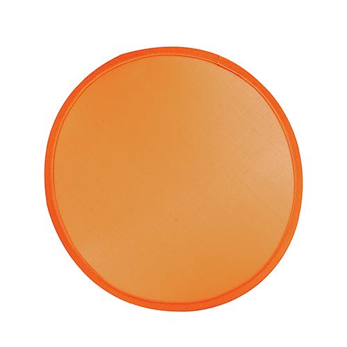 INF 080 O disco volador plegable color naranja