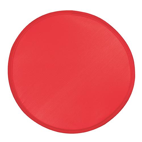 INF 080 R disco volador plegable color rojo