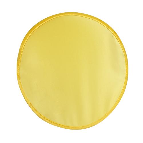 INF 080 Y disco volador plegable amarillo 1