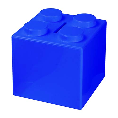 INF 100 A alcancia cubos color azul 3