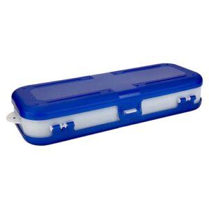 INF 120 A estuche napoli color azul