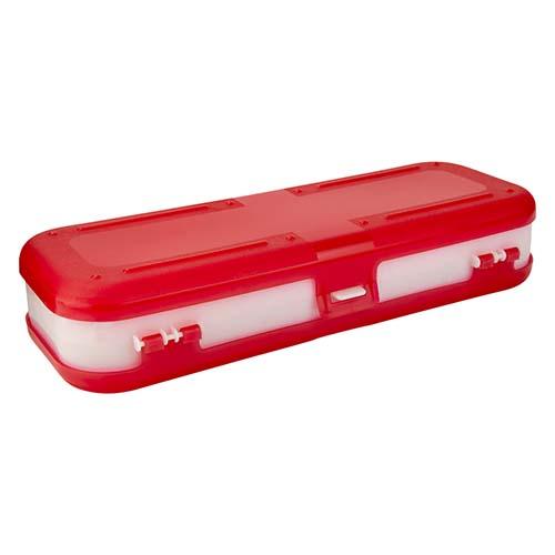 INF 120 R estuche napoli color rojo 1