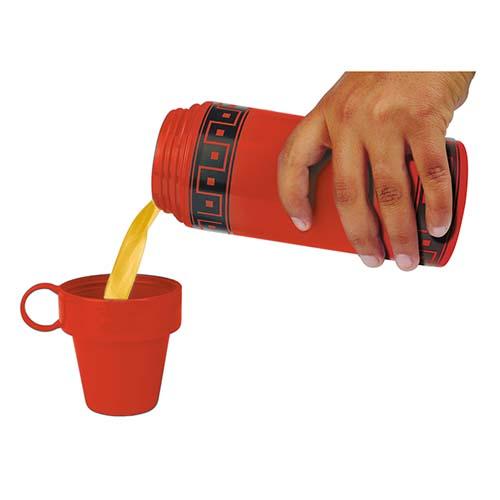 INF 300 R cilindro crayon color rojo 2