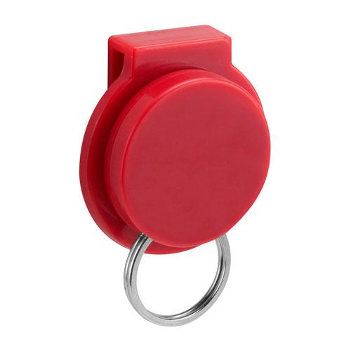 K 650 R llavero hesse color rojo 1