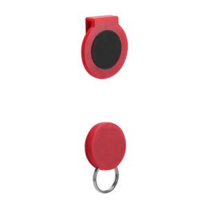 K 650 R llavero hesse color rojo