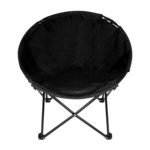 KTC 034 N silla runda color negro