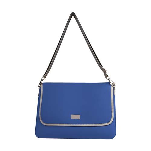 LAP 005 A porta laptop loanda color azul 1