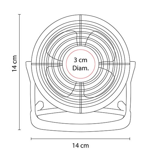 LAP 008 B ventilador hava 5