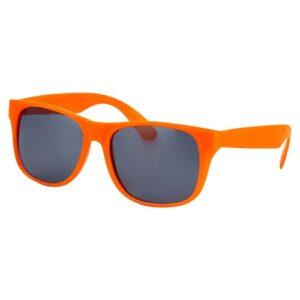 LEN 001 O lentes sunset color naranja