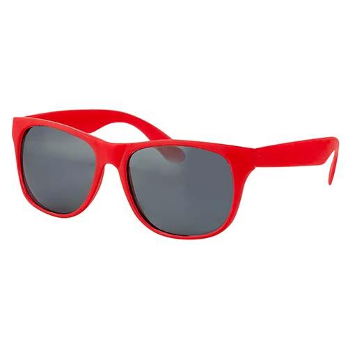 LEN 001 R lentes sunset color rojo 1