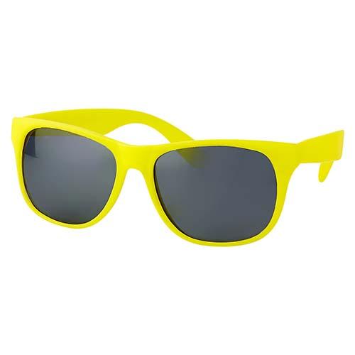 LEN 001 Y lentes sunset color amarillo